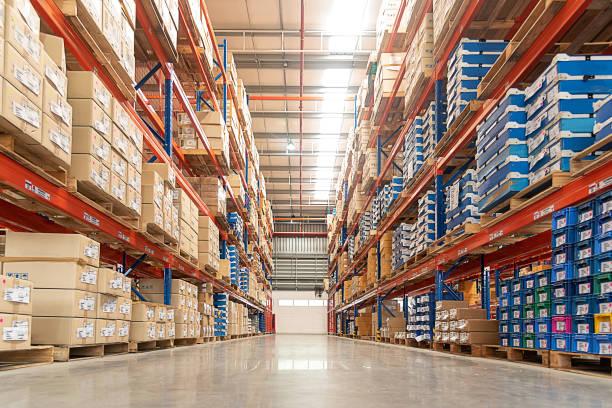 Showcases Mekgopa Logistics Warehouse